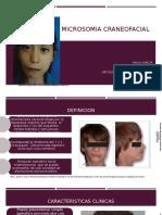 MICROSOMÍA HEMIFACIAL