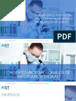 17_Agentes Microbiologicos de importancia en IAAS y gérmenes multirresistentes