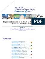 Newater Supply Singapore