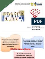 infograma alma mater
