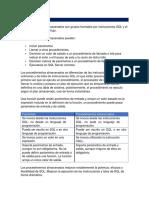 Stored Procedure - Base de datos