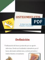 OSTEMIELITIS