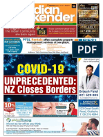 The Indian Weekender | March 20, 2020 | Covid-19 | Special Coverage