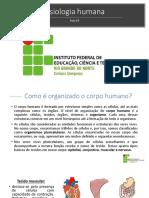 Fisiologia humana aula 03