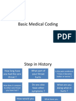Basic Medical Coding