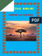 Cărți Din Biblie - Cartea lui Țefania 36
