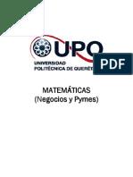 Guia Matematicas_negocios y Pymes