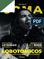 Juandiego Serrano - Los diez salmos del libro del rock' (Relato) en COMA #9