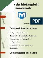 Curso de Metasploit Framework