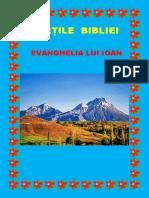 Cărți Din Biblie - Evanghelia lui Ioan 43
