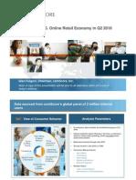 ComScore Q2 2010 Online Retailing