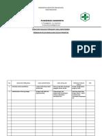 9.2.1.g Bukti evaluasi kegiatan perbaikan pelayanan klinis