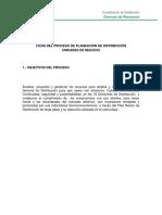 1d.- FICHA DE PROCESO DE PLANEACIÓN DE DISTRIBUCIÓN UNIDADES DE NEGOCIO R060917
