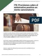 IMPORTANTE_ Precisiones sobre el silencio administrativo positivo en el procedimiento sancionatorio _ Noticias jurídicas y análisis de nuevas leyes AMBITOJURIDICO.COM.pdf