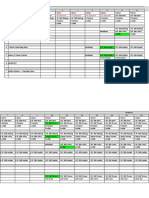 Schedule plotting Alat