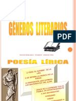 POESIA LIRICA METRICA.ppt