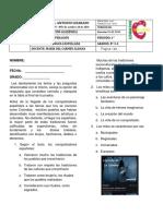 PRUEBA DE RECUPERACIÓN DE LENGUAJE-8°-3-4 I PERÍODO-2020