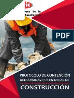 Protocolo de Coronavirus CMIC