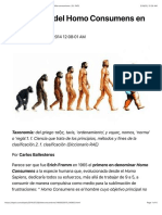 Taxonomía del Homo Consumens en la era 3.0 | Blog Alterconsumismo | EL PAÍS