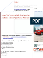 300+ TOP Automobile Engineering Multiple Choice Questions Answers.pdf