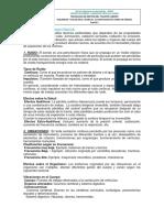 CLASIFICACIÓN DE PELIGRO PARTE 2