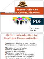 module 1 - managerial communication