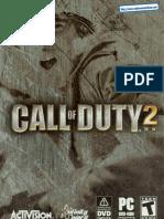 Call of Duty 2 - Manual - PC