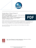 The Early History of Financial Management.pdf