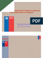 PPT gestion del Patrimonio Geocultural