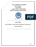 Susan Leigh Beer v. India Tourism Development Corporation Ltd.