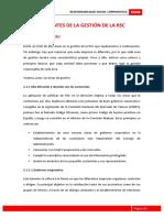 Módulo 5. Componentes de la gestión de la RSC