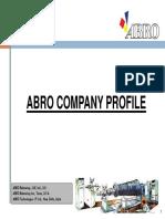 ABRO Company Profile