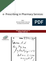 Simpo 1&6 - Rini Isyana - e-prescription in Pharmacy Services