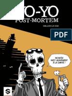 Yo-Yo Post-Mortem, par Gilles Le Coz, ed. Sandawe
