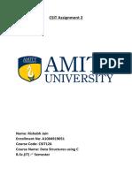 CSIT Assignment 2
