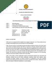 Cisco Training Curriculum