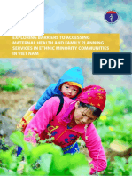 Web_Barriers to accessing maternal health and FP services in ethnic minority communities in VN