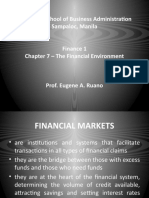 Chapter-7-The-Financial-Environment