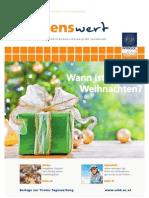 wissenswert 12 - Magazin der Leopold-Franzens-Universität Innsbruck