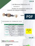 13 Diagnóstico de Motores Eléctricos - ISO 20958