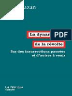 La Dynamique de La Revolte