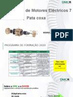 07 Diagnóstico de Motores Eléctricos - Pata Coxa