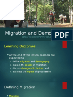 Migration and Demography