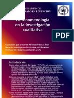 Fenomenología