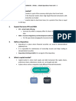 FINANCIAL SERVICES - CPC6A – 2 Mark Questions From Unit - 3.pdf