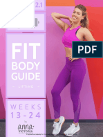 Copy of Anna Victoria- Fit Body Guide 2.1 Lifting Guide