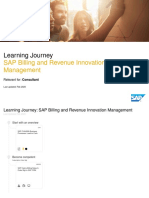 SAP Billing and Revenue Innovation Management_Feb 2020