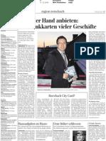 St. Galler Tagblatt, Ausgabe Samstag, den 11.12.2010