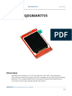 1.8inch Module Specification