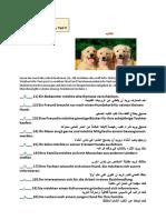 الكلاب مع الترجمة-1